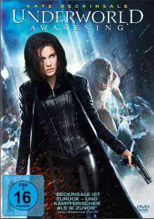 Underworld Awakening, DVD