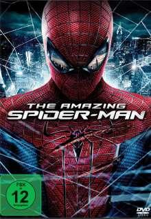 The Amazing Spider-Man, DVD