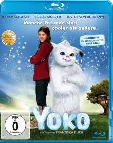 Yoko (Blu-ray), Blu-ray Disc