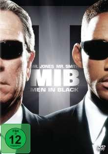 Men In Black, DVD