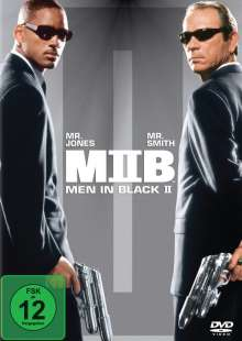 Men in Black 2, DVD