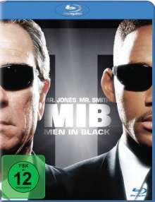 Men In Black (Blu-ray), Blu-ray Disc