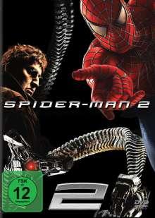 Spider-Man 2, DVD