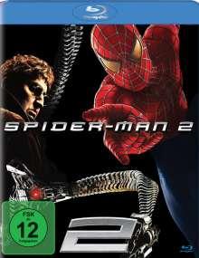 Spider-Man 2 (Blu-ray), Blu-ray Disc