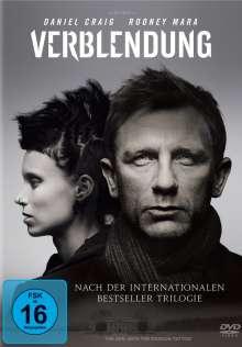 Verblendung (2011), DVD
