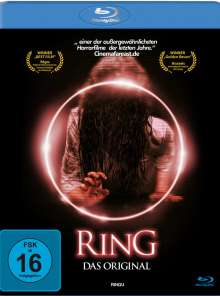 Ring - Das Original (1998) (Blu-ray), Blu-ray Disc