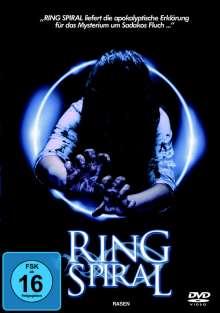 Ring - Spiral, DVD