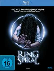Ring - Spiral (Blu-ray), Blu-ray Disc