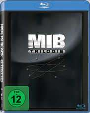 Men in Black 1-3 (Blu-ray), 3 Blu-ray Discs