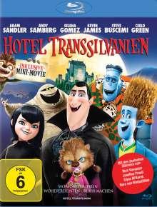 Hotel Transsilvanien (Blu-ray), Blu-ray Disc
