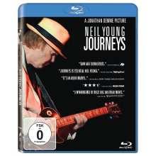 Neil Young Journeys (Blu-ray), Blu-ray Disc