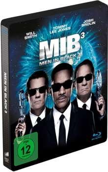 Men in Black 3 (Blu-ray im Steelbook), Blu-ray Disc