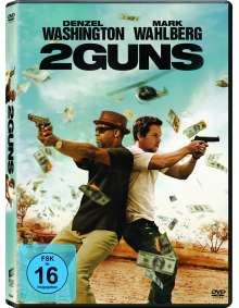 2 Guns, DVD