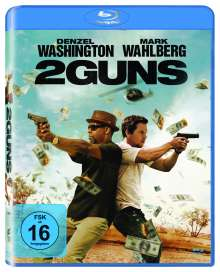 2 Guns (Blu-ray), Blu-ray Disc