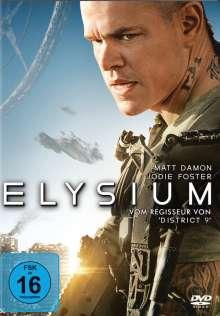 Elysium, DVD