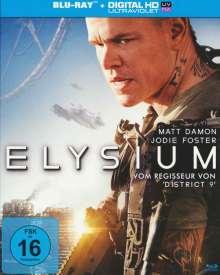 Elysium (Blu-ray), Blu-ray Disc