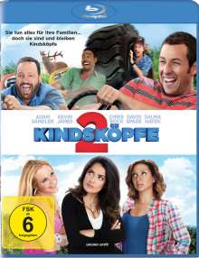 Kindsköpfe 2 (Blu-ray Mastered in 4K), Blu-ray Disc