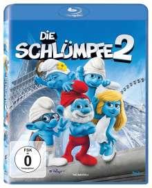 Die Schlümpfe 2 (Blu-ray), Blu-ray Disc