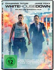 White House Down, DVD