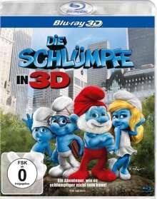 Die Schlümpfe (3D Blu-ray), Blu-ray Disc