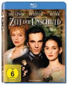 Zeit der Unschuld (Blu-ray), Blu-ray Disc