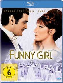 Funny Girl (Blu-ray), Blu-ray Disc