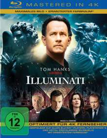 Illuminati (Blu-ray Mastered in 4K), Blu-ray Disc