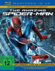 The Amazing Spider-Man (Blu-ray Mastered in 4K), Blu-ray Disc