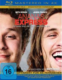 Ananas Express (Blu-ray Mastered in 4K), Blu-ray Disc