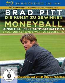 Moneyball (Blu-ray Mastered in 4K), Blu-ray Disc
