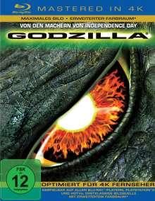 Godzilla (Blu-ray Mastered in 4K), Blu-ray Disc