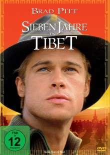 Sieben Jahre in Tibet, DVD