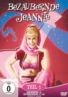 Bezaubernde Jeannie Season 2 Box 1, 2 DVDs