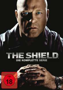 The Shield (Komplette Serie), 28 DVDs