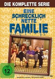 Eine schrecklich nette Familie (Komplette Serie), 33 DVDs