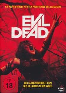 Evil Dead (Cut Version), DVD