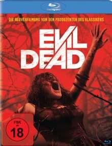 Evil Dead (Cut Version) (Blu-ray), Blu-ray Disc