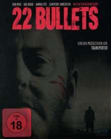 22 Bullets (Blu-ray im Steelbook), Blu-ray Disc