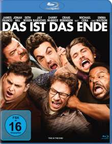 Das ist das Ende (Blu-ray), Blu-ray Disc