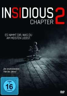 Insidious: Chapter 2, DVD
