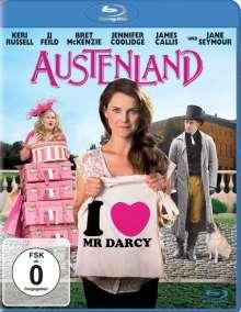 Austenland (Blu-ray), Blu-ray Disc