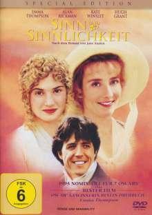 Sinn und Sinnlichkeit (1995), DVD