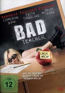 Bad Teacher, DVD
