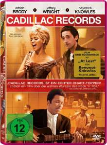 Cadillac Records, DVD
