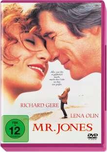 Mr. Jones, DVD