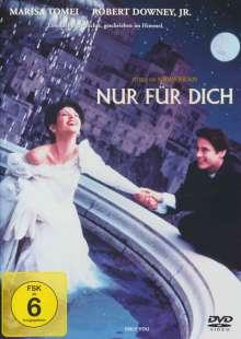 Nur für Dich, DVD