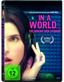 In a World... - Die Macht der Stimme, DVD