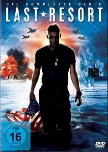 Last Resort Season 1, 3 DVDs