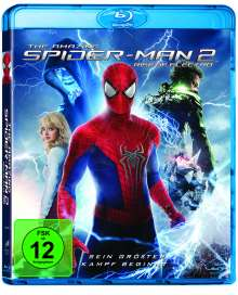 The Amazing Spider-Man 2: Rise of Electro (Blu-ray Mastered in 4K), Blu-ray Disc