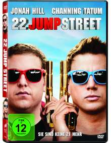 22 Jump Street (2014), DVD